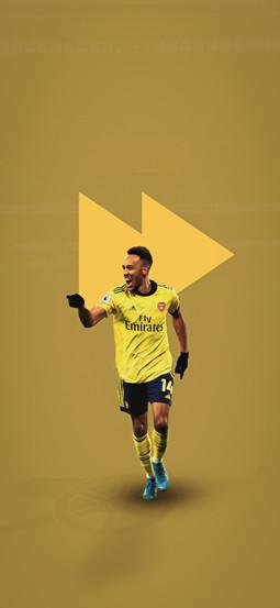 Pierre-Emerick Aubameyeng - Arsenal