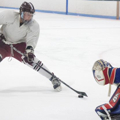 Springfield ice hockey to compete for first time ever in Atlantic Regionals
