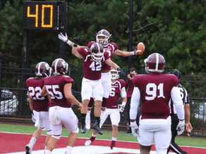 Springfield College football blows by Norwich, 42-3