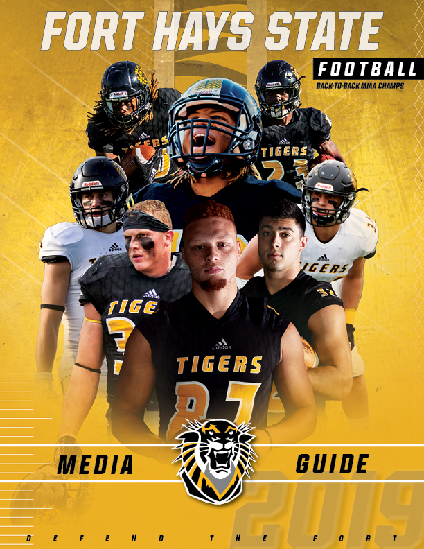 Football Media Guide Cover