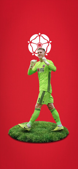 Dean Henderson - Sheffield United