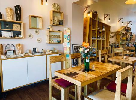 Martxuka : La boutique salon de thé d'Adélaïde