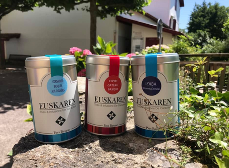 Tea Time avec le créateur d'Euskaren, les thés basques