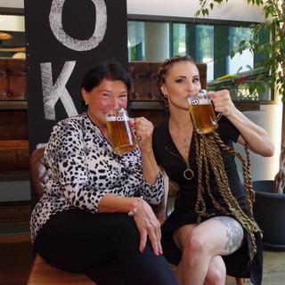 Tereza Rays & mom