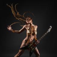 Tereza Rays, kytaristka a zpěvačka