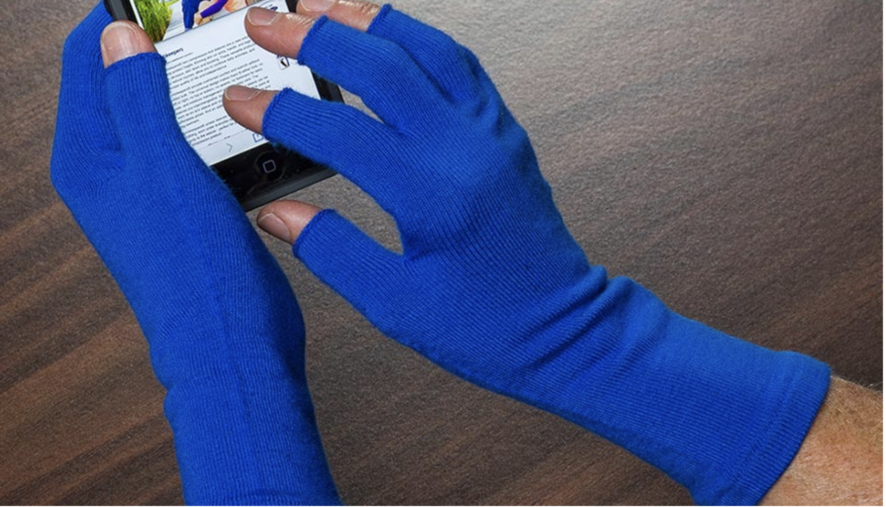 Limbkeeper 3/4 Finger Gloves