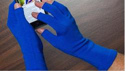Limbkeeper 3/4 Finger Gloves