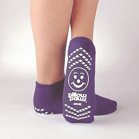 Pillow Paws single imprint non slip socks
