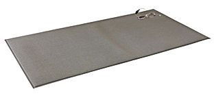 Floor sensor pads for falls and bed exit monitoring