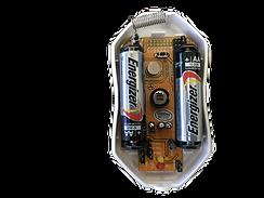 Pir-002 Battery operated anti wandering detector sensor