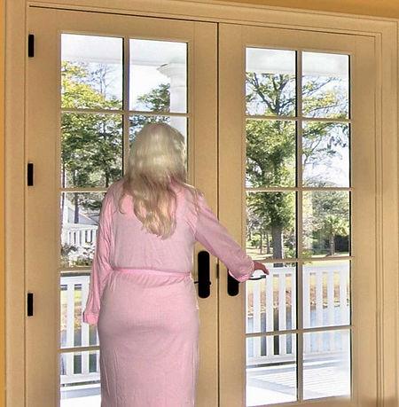 stop patients with dementia wandering