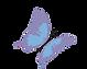 HealthSaver Butterfly Logo