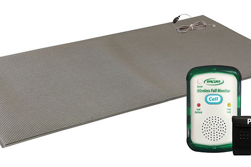 Corded Floor Mat, Pager & Monitor Kit 2