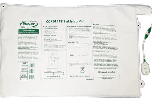 "Cordless Bed Sensor Pad 20"" x 30"""