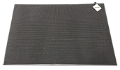 New Patented Floor Mat can be place by the bedside or in a doorway. When the resident gets out of bed or tries to leave the room and pressure is applied to the mat it will send signal to a monitor to alert the caregiver.