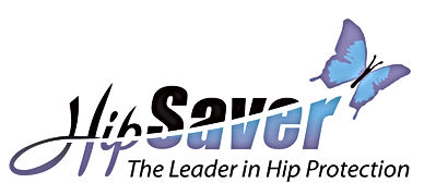 HipSaver The leader in hip protection logo