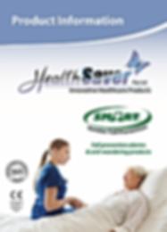 HealthSaver Alarms Catalogue