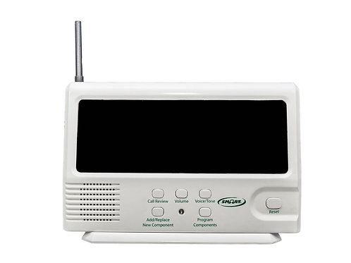 Wireless Central Monitoring Unit