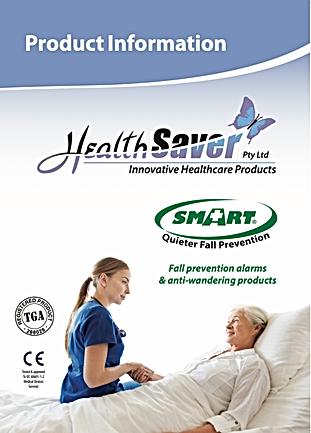 Smart Caregiver Fall Alarms Book
