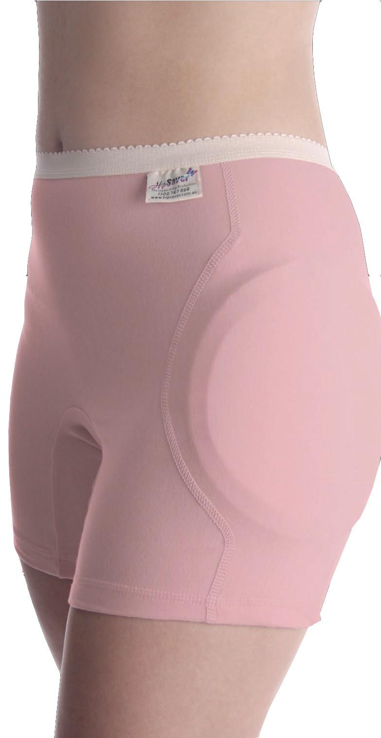 HipSaver Pink Hip Protectors