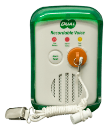 Recordable Voice Fall Monitor