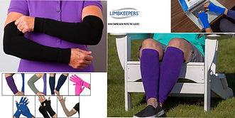 Limbkeepers frail skin protector range