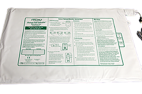 """Corded Timed Bed Pads 20"""" x 30"""""""