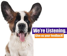 We're listening and appreciate your feedback