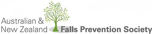 Australia and New Zealand Falls Prevention Society Logo