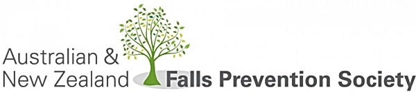 Australia and New Zealand Falls Prevention Society Logo