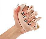 Finger Contracture helped using Dermasaver finger seperator
