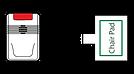 Wirelss Fall Prevention Diagram