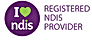 Healthsaver Aalrms are a registered NDIS supplier in Australia