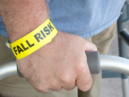 Fall & Pressure Injury Prevention