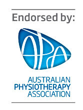 HipSaver Endosed by australian Physiotherapy association logo