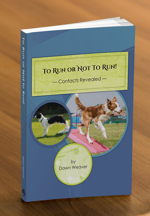 To Run Or Not To Run - inc UK P&P