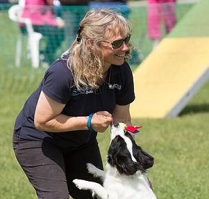 Dawn Weaver, Dog, Dog Agility