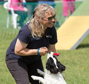 Dawn Weaver, Dog, Dog Agility