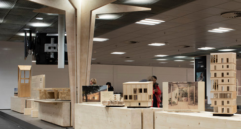 Wood works wonders in our built environments