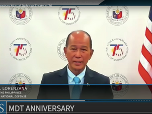Commentary on the 70th Anniversary of the PH-US Mutual Defense Treaty