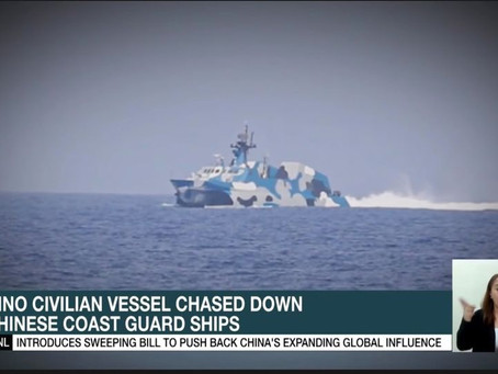 Interception & Pursuit of Civilian Vessel By PLA-Navy Missile Boats: Some Legal Aspects