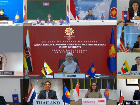 Brunei's ASEAN Chairmanship 2021
