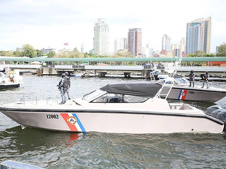 Philippine Coast Guard's evolving roles in national security