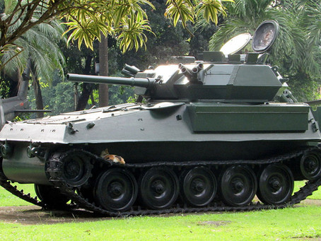 Armor Forces in the Philippine Army: Then, Now, and into the Future