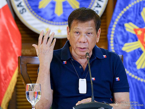 COVID-19 and Duterte's Independent Foreign Policy