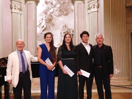 Bel Canto Award in Pesaro