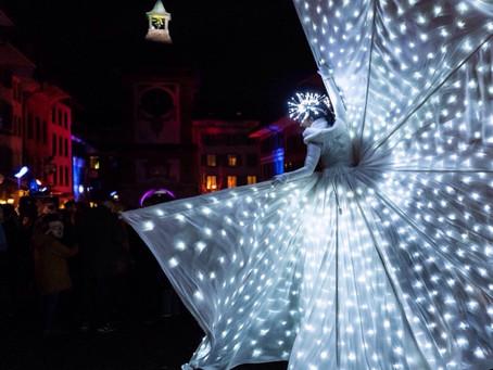 Licht-Festival Murten/Morat