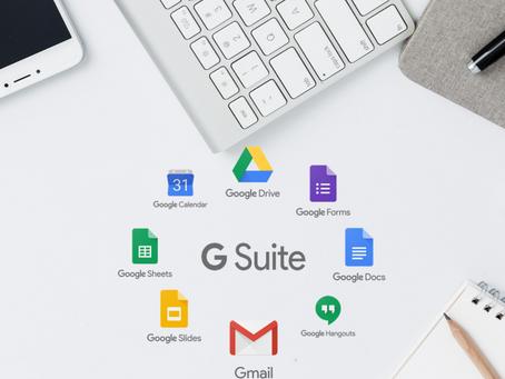 ¿Qué es G Suite? y porque millones de empresas lo utilizan.