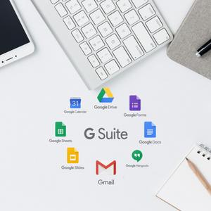 G Suite, paquete de productividad con 20% de descuento