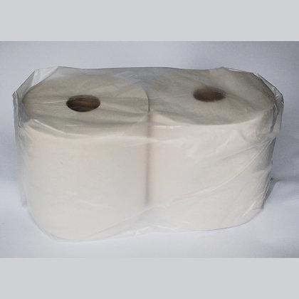 Toalla Jumbo Reciclada, 2 rollos.